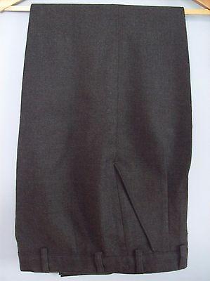 100% Vero Pantaloni Da Uomo British Rail Corporate Collection 2548 Tm150 Pantaloni Carbone Nuovo-mostra Il Titolo Originale Ultima Tecnologia