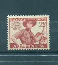 BOY SCOUT - AUSTRALIA 1948 Pan-Pacific Jamboree Victoria