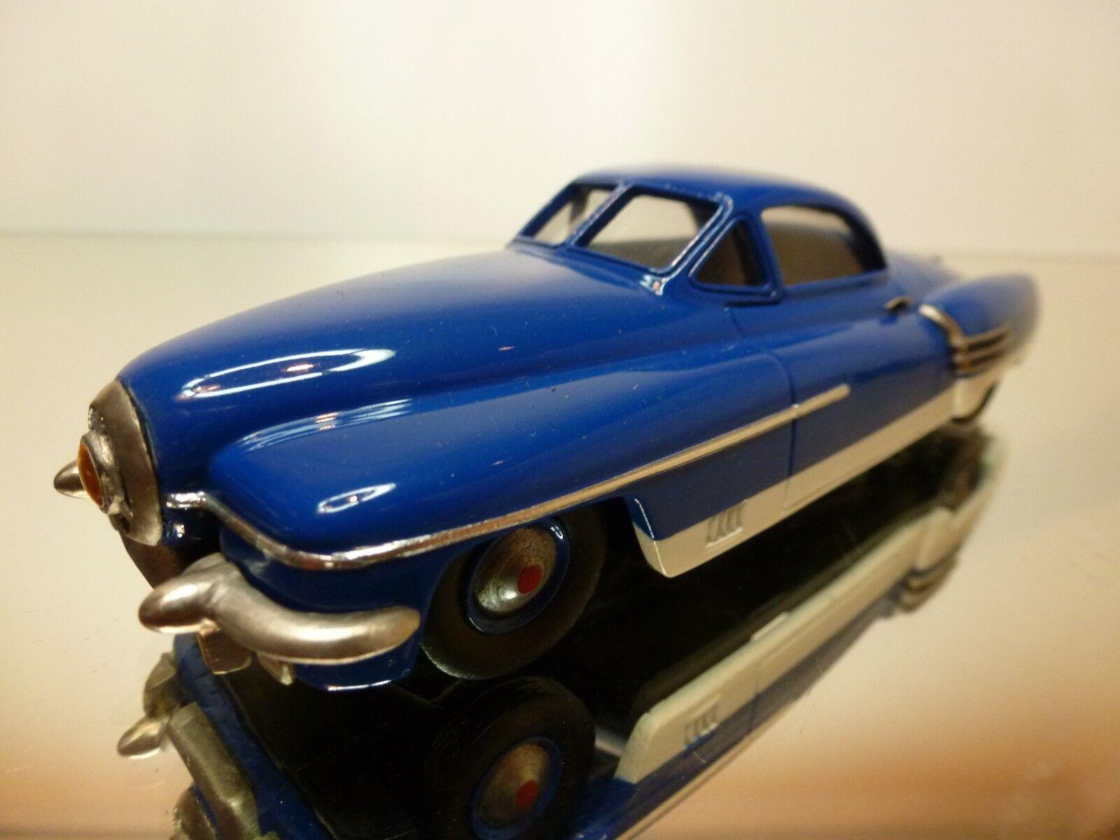 ZILL 112 ZIS 112 SPORT 1951 - azul + blanco 1 43 - EXCELLENT CONDITION - 17