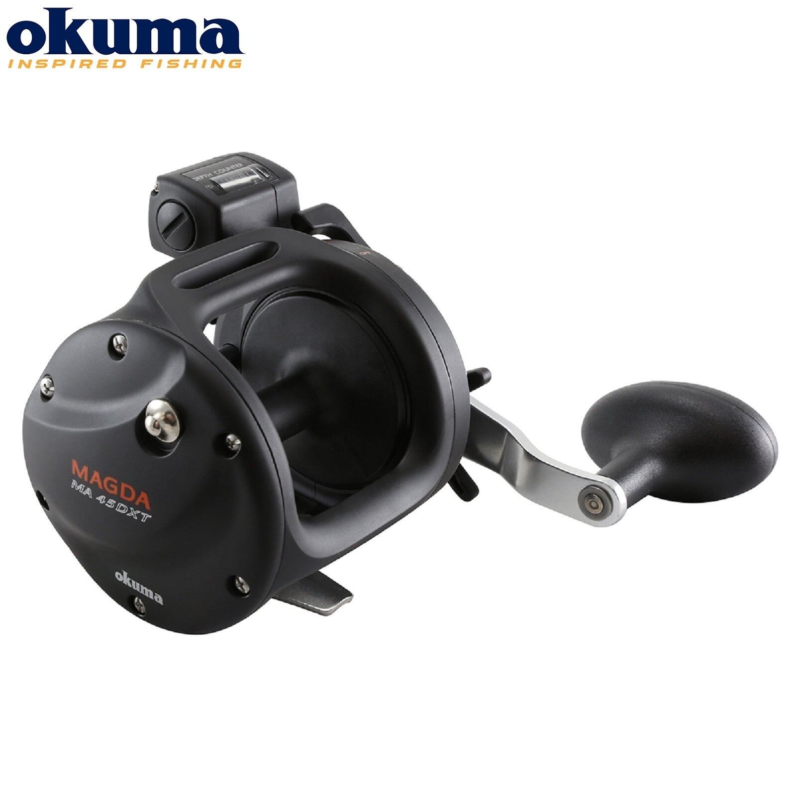 Okuma Magda Line Pro Line Magda Counter Fishing Reel Saltwater   For Extreme High Speed bf83fc