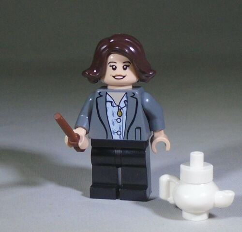 LEGO Tina Goldstein Minifig from J.K Rowling/'s Fantastic Beasts