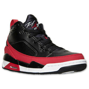 site réputé 936eb d8239 Details about 654262-002 Air Jordan Flight 9.5 Black/Gym Red/White Sizes  9-11 New In Box