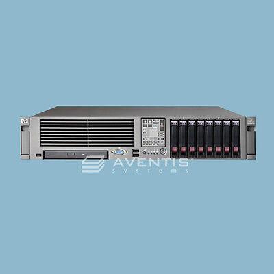 HP Proliant DL380 G5 2 x 2.33GHz Quad / 32GB /2 x 160GB 6Gb/s SSD/ 3 YR Warranty