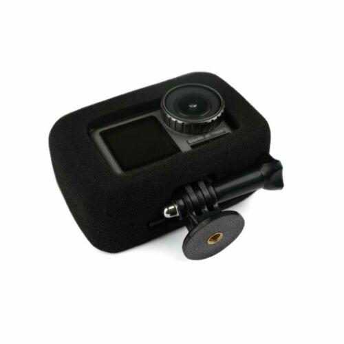 Micrófono De Esponja de algodón de reducción de ruido a prueba de viento para DJI Osmo acción de bolsillo