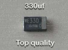 Capacitor 330uf Smd Low Esr Aluminium Polymer Organic Macbook Kernel Nectokin
