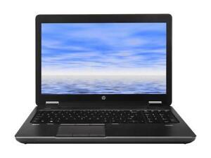 HP ZBook 15 Intel Core i7 16 GB Ram 256GB SSD NVIDIA Quadro
