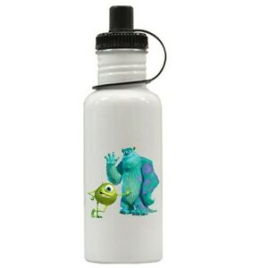 Personalized Monsters Inc Water Bottle Gift Add Name