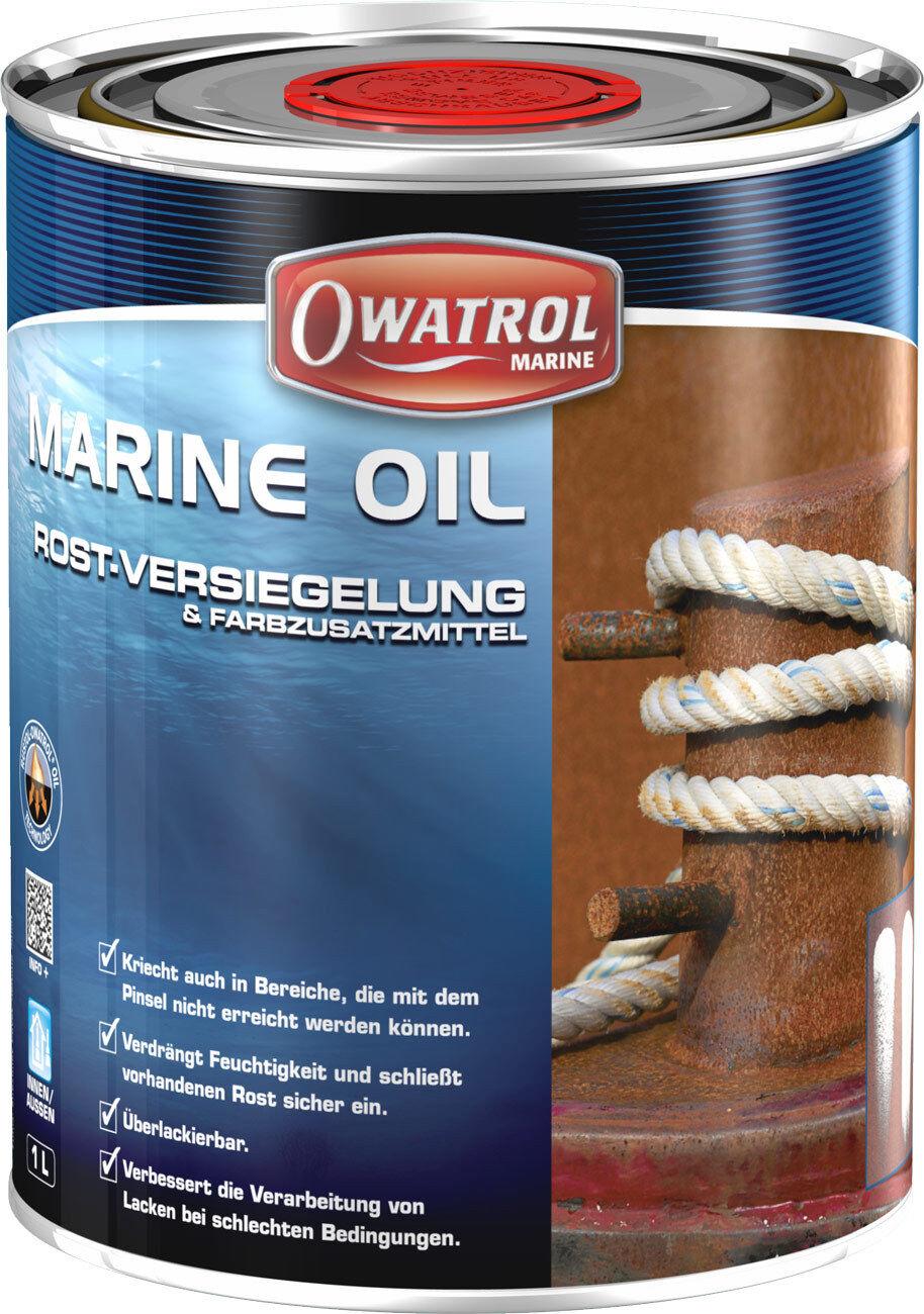 Owatrol Metall Marine Oil 5 Liter Rost Entferner Metall Owatrol Holz Aluminium Versiegelung 9f54d8