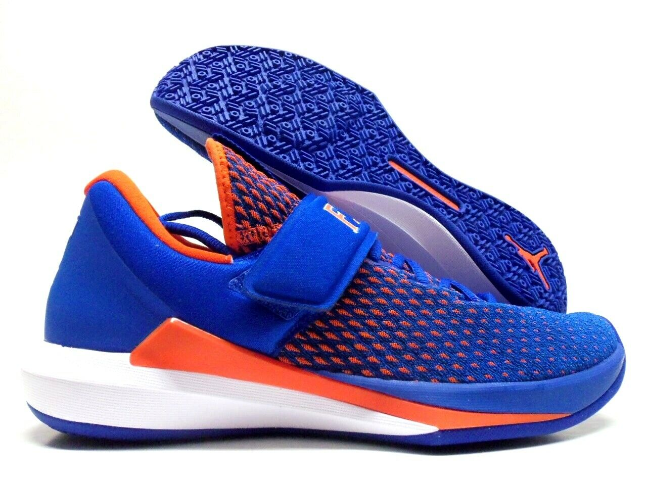 NIKE JORDAN TRAINER 3 FLORIDA GATORS GAME ROYAL orange SZ MEN'S 10 [AR1402-400]