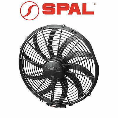 Spal 16 inch High Performance Electric Pusher Fan Curved Blade 30102048