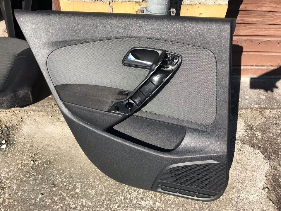 Interiør, Dørsider, VW Polo