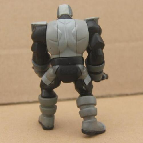 3.75/'/' Marvel Legends Grey SoldierWolverine and The X-Men Action Figures