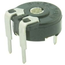 2x Piher PT15NV 15mm Trimmer Potentiometer Horizontal 100K Variable Resistor PCB