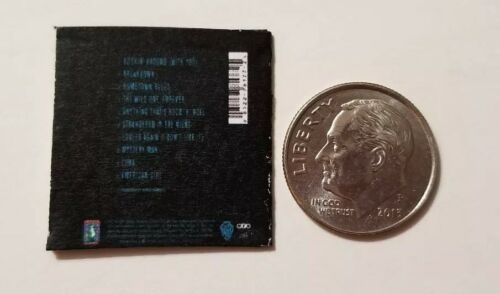 "Dollhouse Miniature Record Album 1/"" 1//12 scale Barbie Tom Petty Heartbreakers B"