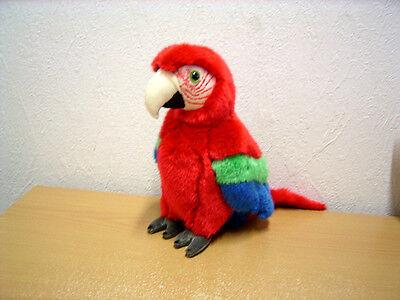 Papagei (Plüsch) / Parrot (Plush)