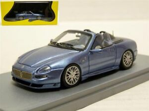 Gasoline-BBR-GAS10018B-1-43-Maserati-90th-Anniversary-Handmade-Resin-Model-Car