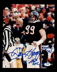 Dan-Hampton-HOF-2002-PSA-DNA-Coa-Hand-Signed-8x10-Autograph-Photo