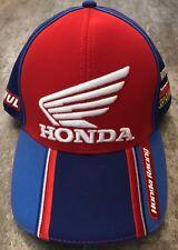 93ba08ac192 Honda Racing British Super Bikes BSB Baseball Cap Official 2018 for ...