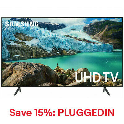 "Samsung 55"" 4K Ultra HD HDR Smart LED TV - UN55RU7100"