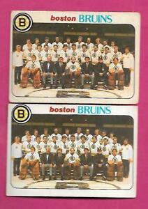 2-X-1978-79-OPC-193-BRUINS-UNMARKED-TEAM-CHECKLIST-CARD-INV-C2710