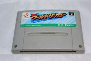 Jikkyou-World-Soccer-Perfect-Eleven-Super-Famicom-Japan-Game-NA-Seller