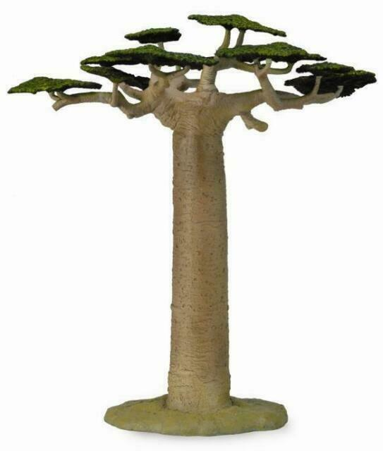Baobab Tree Baobab-Baum 13 13//16in Wild Animals Collecta 89795