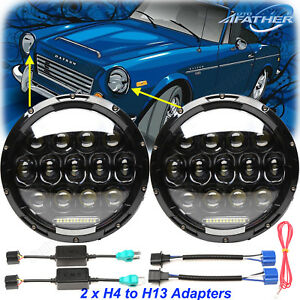 For-Datsun-1600-180B-200B-520-620-720-260C-240K-Skyline-LED-Headlight-7-034-Hi-Lo-Bi