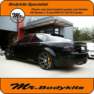 PLASTIC-REAR-BOOT-BOBTAIL-SPOILER-WING-FOR-COMMODORE-VE-SS-SS-V-SV6-LUMINA-V-801