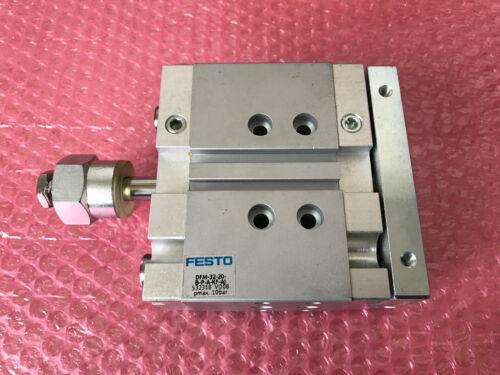 Festo 532318 Führungszylinder DFM-32-20-P-A-KF-AI unbenutzt 4//4//4