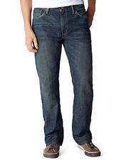 New Levi's Mens 505 2765 Regular Fit Straight Medium Range Denim Jeans 38 X 34