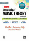 Alfred's Essentials of Music Theory Software, Version 3.0: Complete Student Version, Software by Karen Farnum Surmani, Morton Manus, Andrew Surmani, Alfred Publishing (CD-ROM, 2010)
