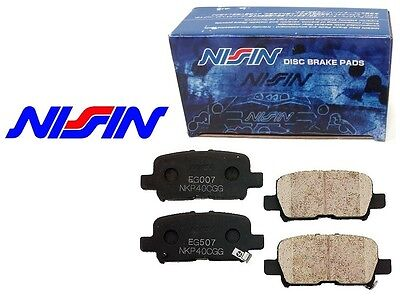 Nissin D865N Disc Brake Pad