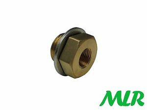 OIL-TEMPERATURE-GAUGE-SUMP-PLUG-ADAPTOR-FOR-1-8NPT-GAUGE-SENDER