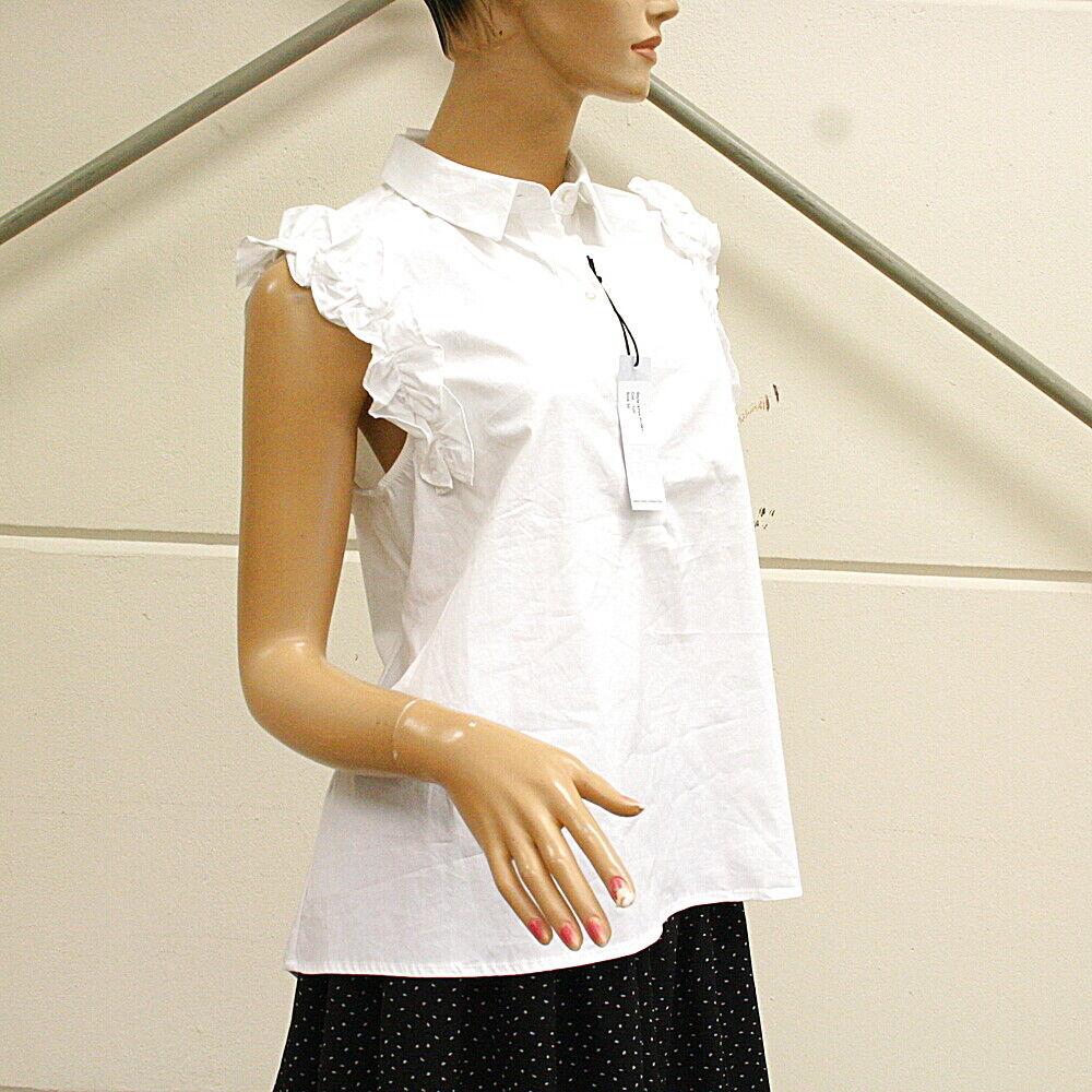Tonno Panna bleusentop Impressionen Blanc Taille 34