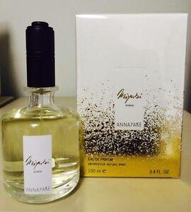Detalles de Annayake Miyabi Mujer Eau de Parfum Spray 3.4 Oz100 Ml Nuevo en Caja, Sellado. ver título original
