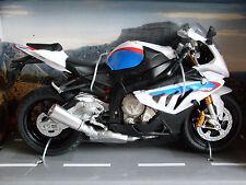 2014 BMW S1000RR blue Automaxx Motor Cycle Model 1:12, Item6062/2