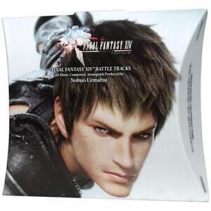 FINAL-FANTASY-XIV-Battle-Tracks-Square-Enix-Japan-Original-ver-GAME-MUSIC-CD-NEW