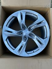 "Chevrolet Camaro SS 20x8.5 Black wheel rim genuine OEM 2019 front 20/"" x1"