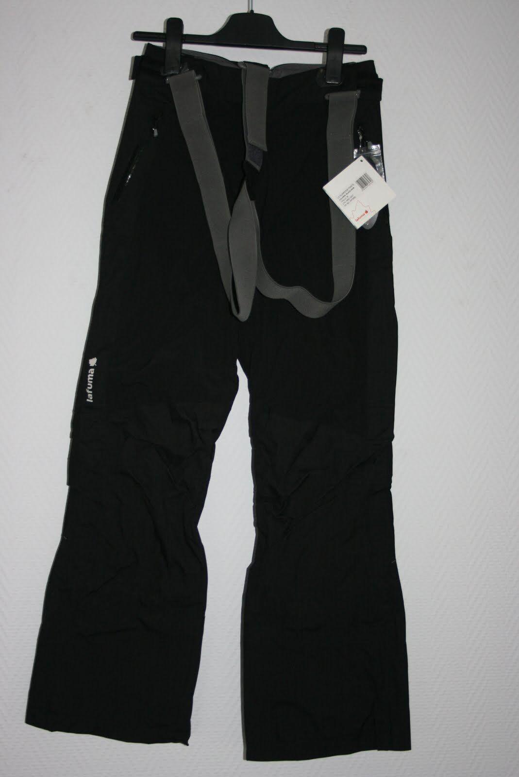 Pantalon de ski LAFUMA modèle SUNRIDGE black (095)