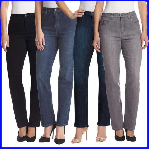 Gloria Vanderbilt Women/'s Amanda Stretch Denim Jean Pants Plus//Tall size