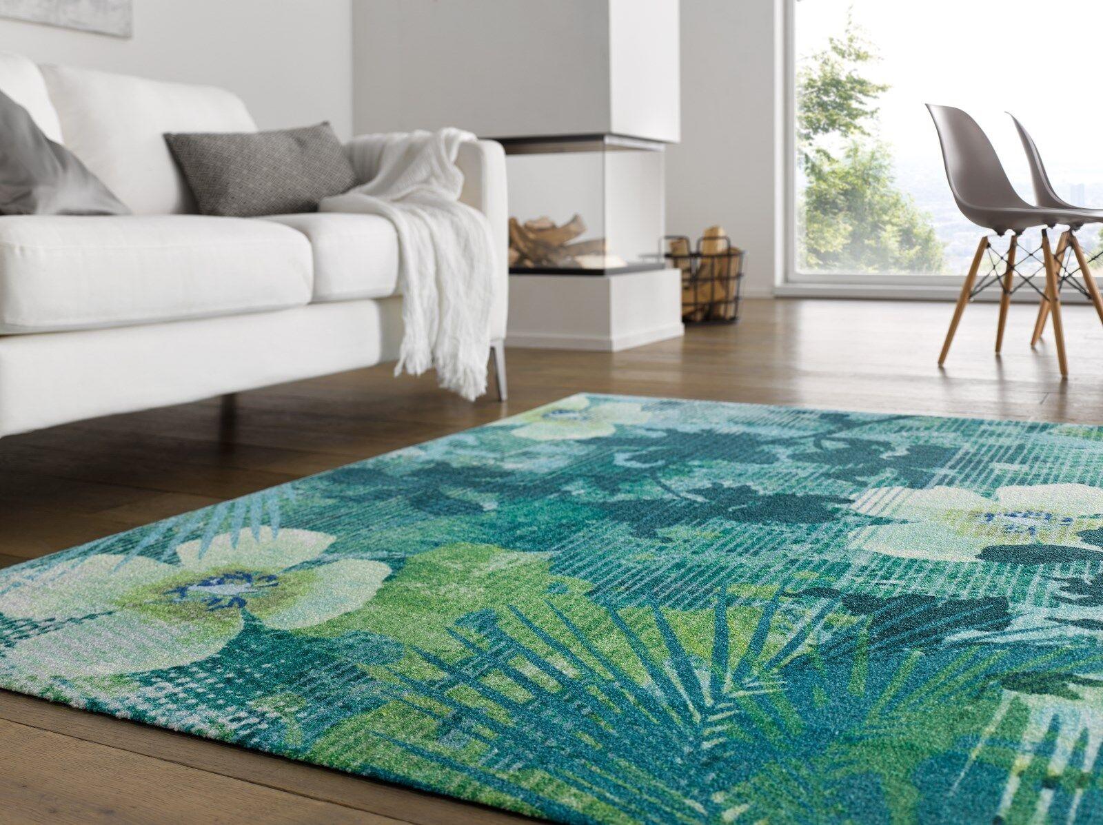 Wash+dry Decor randlosTeppich waschbar Fußmatte Läufer 70 x 120 cm cm cm Amazonia 92f456