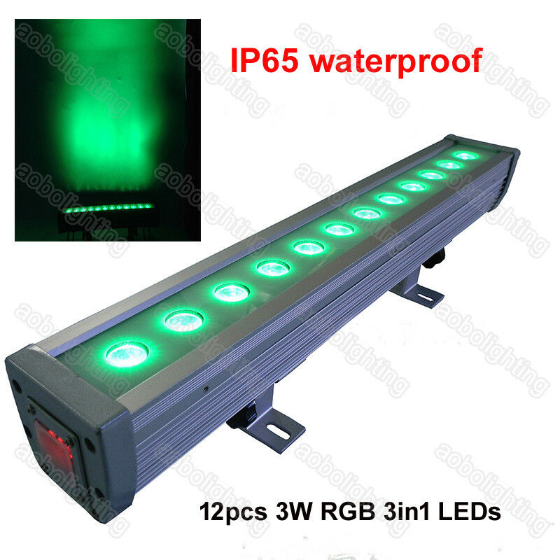 Led Outdoor Wall Wash Bar Lights