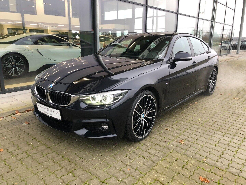 BMW 440i 3,0 Gran Coupé M-Sport aut. 5d - 569.995 kr.