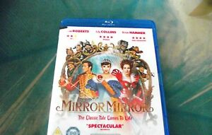 MIRROR MIRROR Bluray  Julia Roberts Lily Collins - <span itemprop='availableAtOrFrom'>Coventry, United Kingdom</span> - MIRROR MIRROR Bluray  Julia Roberts Lily Collins - Coventry, United Kingdom