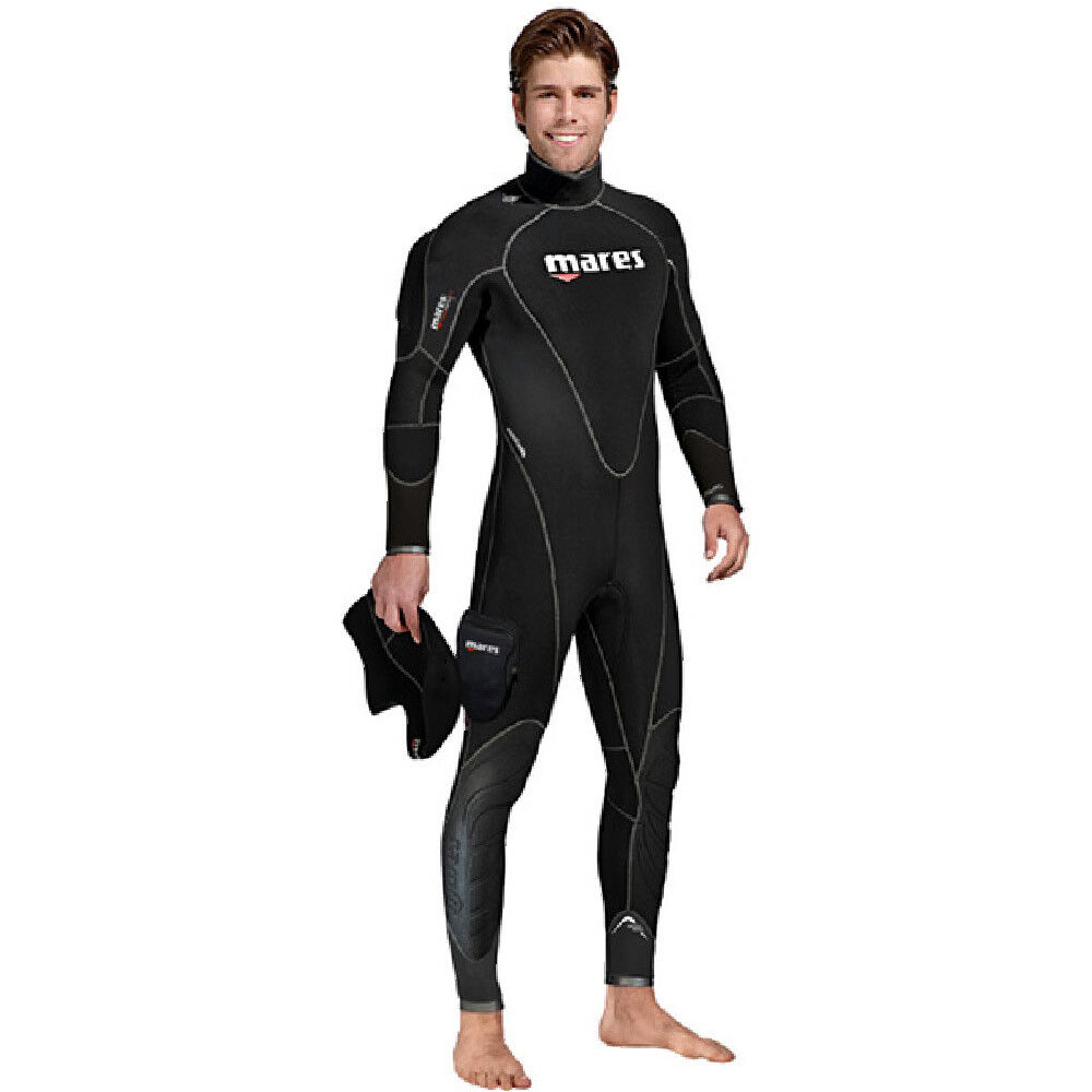 LO3 Mares semidry suit FLEXA THERM MAN 8,6,5 size 5 l