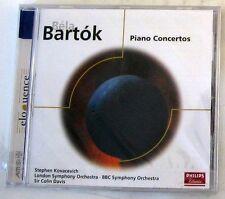 BARTOK B. - PIANO CONCERTOS - KOVACEVICH - BBC Colin DAVIES - CD Sigillato