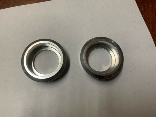 HARO AMERICAN BOTTOM BRACKET CUPS SILVER MID BB FUSION CUP CONVERSION RETRO