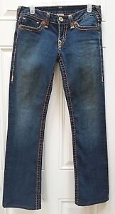 True Super Størrelse T 29 Jeans Religion Tour World Johnny Autentiske BqAwrUB