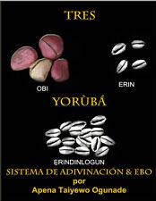 3 Sistemas De Adivinación Yoruba & Ebo Digitalizado En Pdf