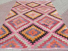 "Antique Anatolia Turkish Antalya Classic Kilim Rug 79,9""x116,9"" Area Rugs,Carpet"